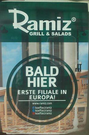 "Restaurant ""Ramiz"", Berliner Promenade, Saarbrücken"