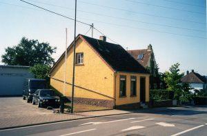 Wohnhaus in Neunkirchen  |  Vorher