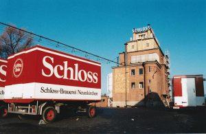 Schlossbrauerei Neunkirchen     Unterschutzstellung 1990