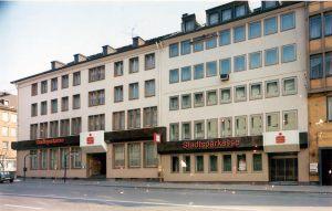 Sparkasse Neunkirchen  |  Umbau Hauptstelle  |  1980