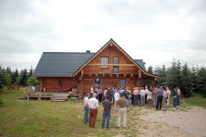 Blockhaus  |  Schwedt/O. OT Kunow  |  BJ 2009