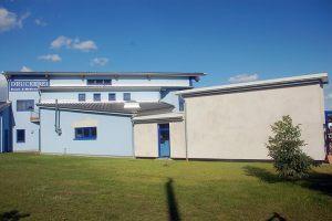 Druckerei Nauendorf  |  Angermünde  |  Erweiterung 2013