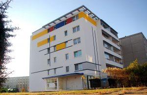 Würfelhaus Kummerower Straße  |  Schwedt/O.  |  Sanierung 2012