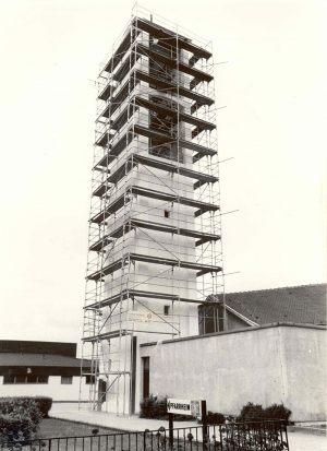 Pfarrzentrum St. Josef  |  Neunkirchen Furpach  |  Turmsanierung 1978