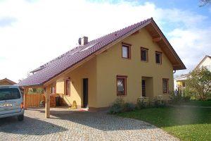 Einfamilienhaus     Schwedt/O. OT Zützen     BJ 2006