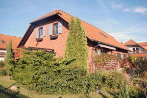 Einfamilienhaus  |  Schwedt/O.  |  BJ 1993