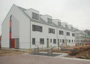 Reihenhäuser Clara-Zetkin-Str. in Schwedt