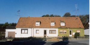 Wohnhaus Birkenweg Neunkirchen  |  Vorher