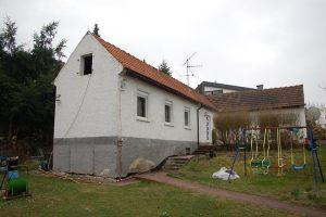 Wohnhaus Homburg  |  Vorher