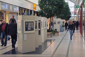 Ausstellung Oder Center Schwedt  |  2008