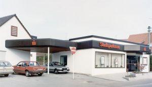 Sparkasse Neunkirchen  |  Neubau Filiale Furpach  |  1978