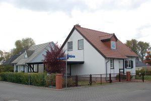 Holzhaus  |  Schwedt/O.  |  BJ 2000