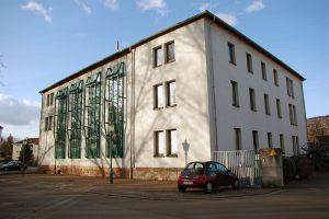 KEW Leitwarte  |  Neunkirchen  |  Umbau 1998