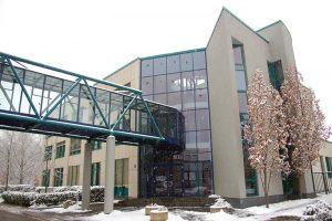 KEW Verwaltungsgebäude  |  Neunkirchen  |  BJ 1994