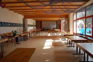 Pfarrzentrum St. Josef  |  Neunkirchen Furpach  |  Sanierung Kindergarten 1976 - 2008