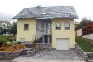 Einfamilenhaus  |  Neunkirchen  |  BJ 2007